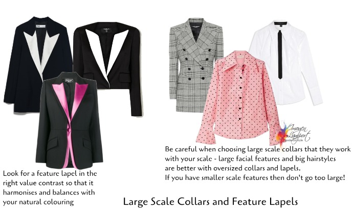 Spring Fashion Trends and How to Wear Them - large scale collars and feature lapels