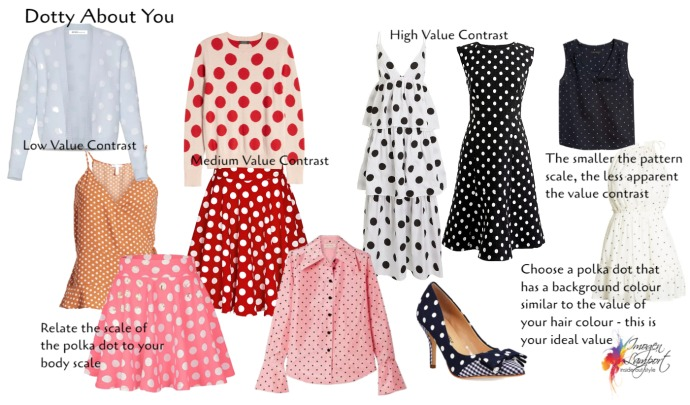 Spring Fashion Trends and How to Wear Them - polka dots