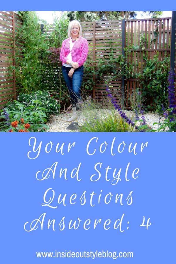 Your Colour and Style Questions Answered on Video