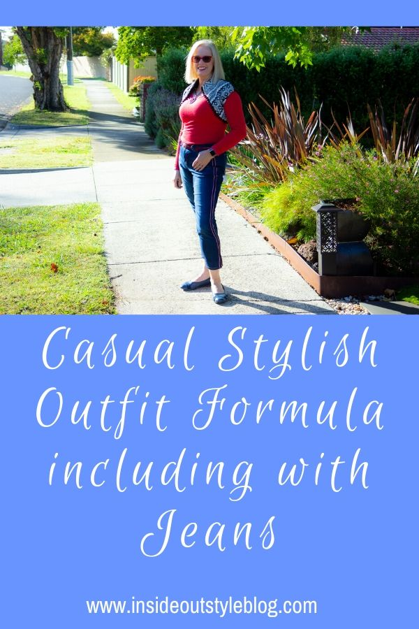 Casual Stylish Outfits with Jeans