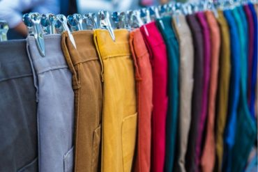 How to change the colour of your jeans