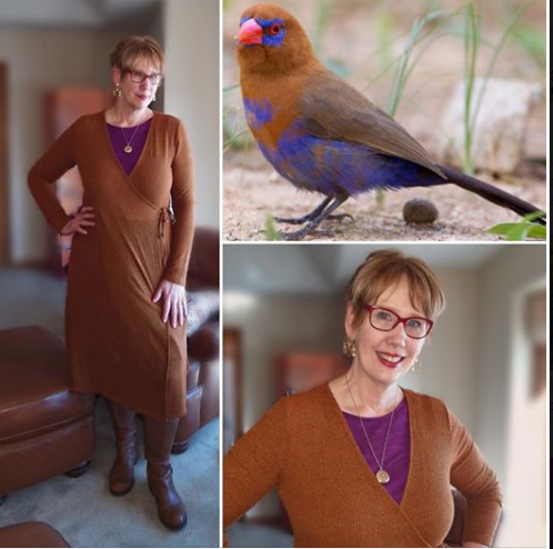 Finch Inspired Outfits - Dress like a bird!