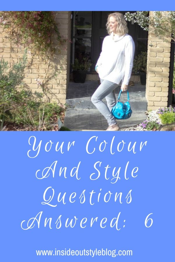 style questions answered  on video episode 6