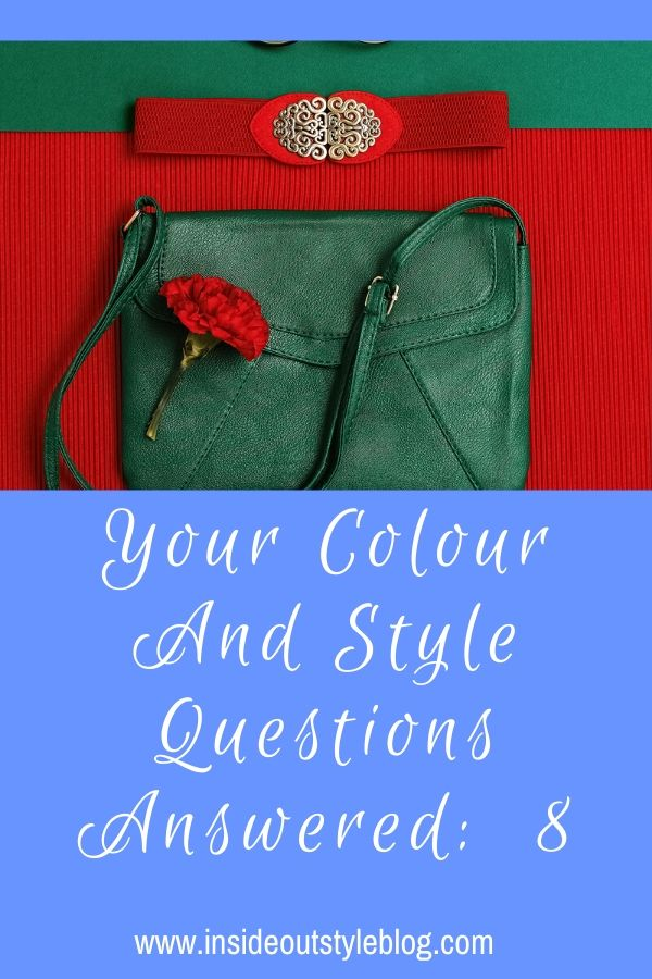 Colour and Style questions answered by image expert Imogen Lamport