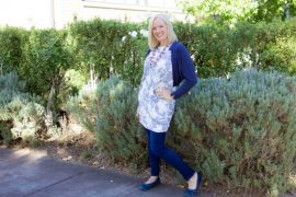 tips on wearing a dress over pants and more style tips