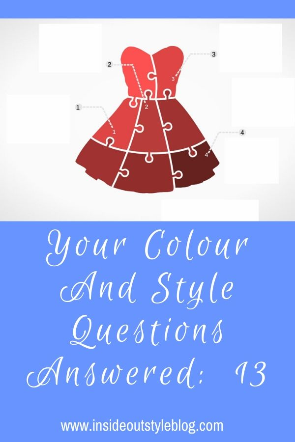 Discover lots of personal style and personal colour analysis tips with Imogen Lamport, image consultant and style expert in this series of videos