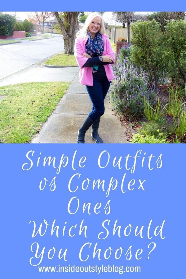 Simple Outfits vs Complex Ones - Which Should You Choose?