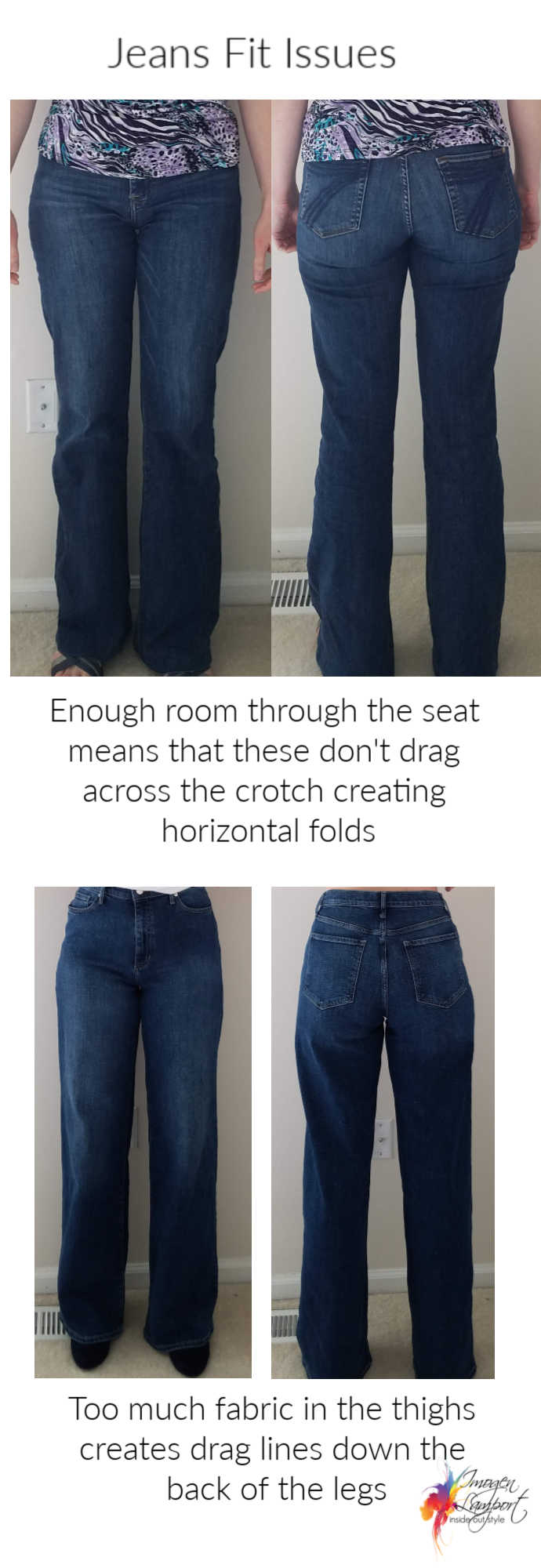 Why trousers are so hard to fit - fit issues and drag lines