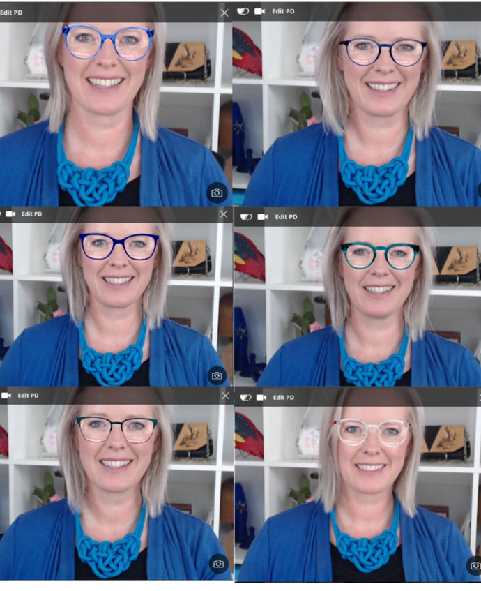 Discover Clearly where you can try on and buy your glasses online - virtual try on