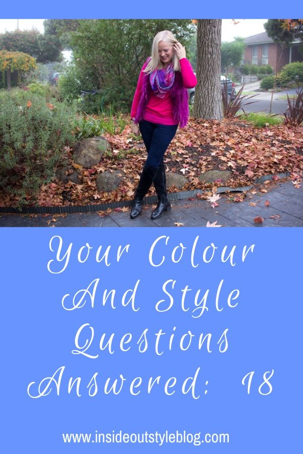 discover answers to your colour and style questions