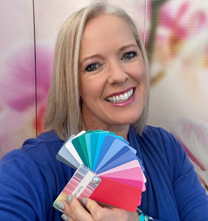 Discover your signature colours with a personal colour analysis with Imogen Lamport