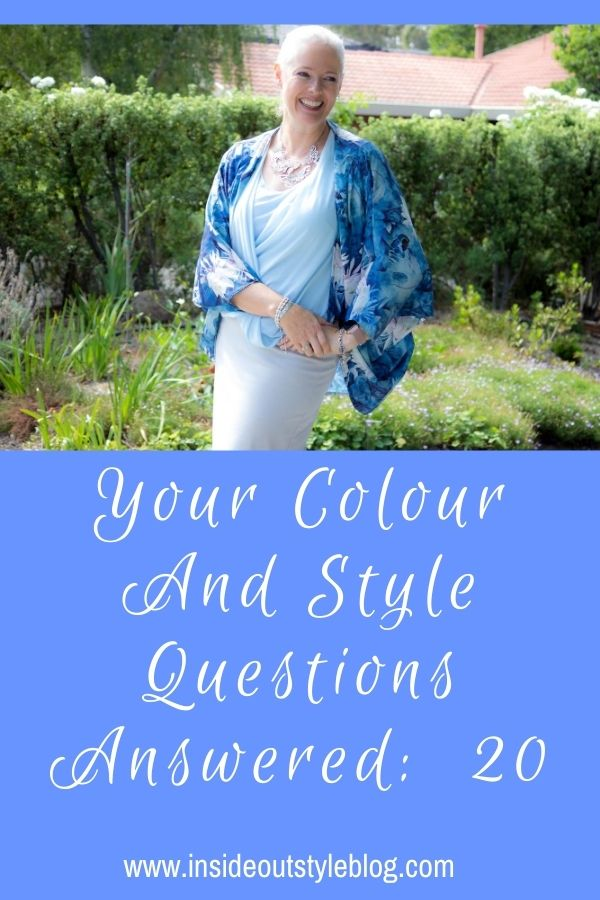 adding glamour plus more colour and style questions answered