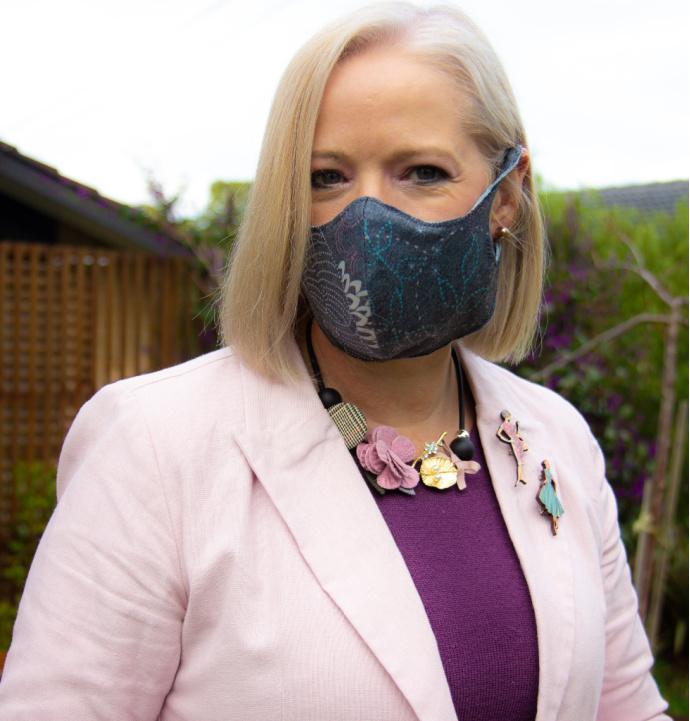 Mask wearing tips