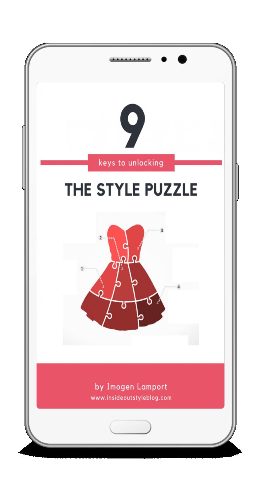 Keys to Unlocking The Style Puzzle