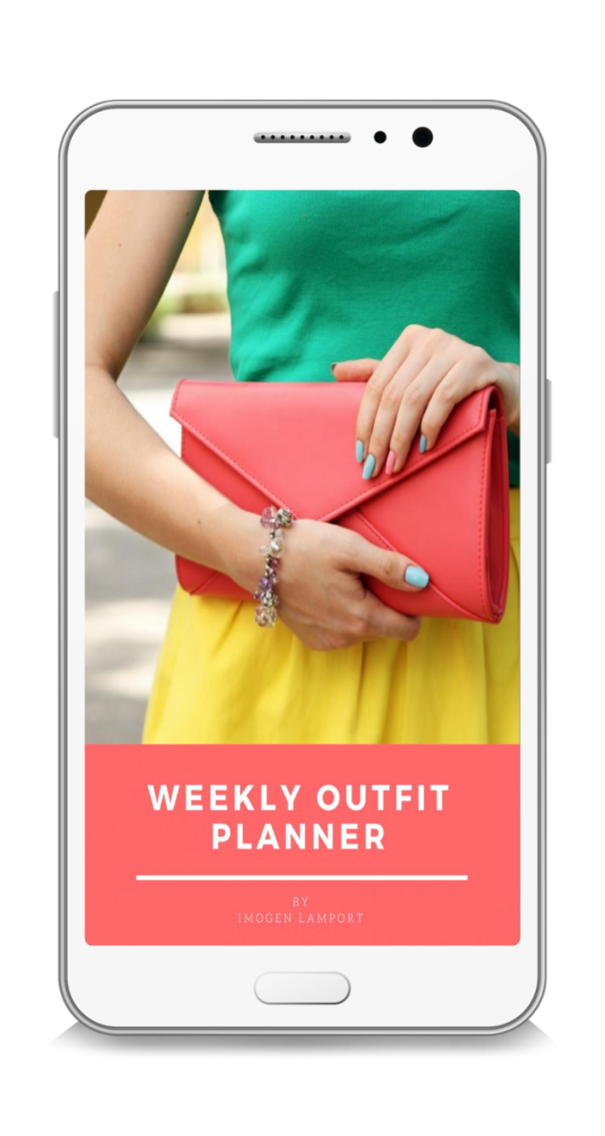 Weekly Outfit Planner Download
