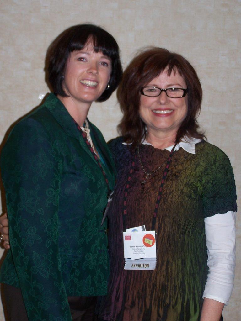 Brenda Kinsel 2009 AICI Conference California