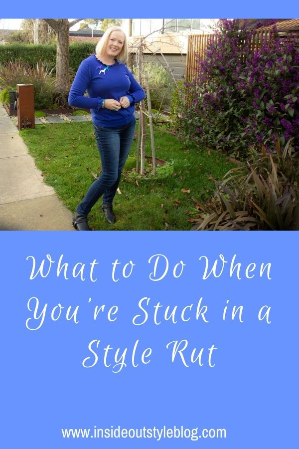 What to Do When You're Stuck in a Style Rut