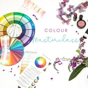 colour masterclass in personal colour analysis