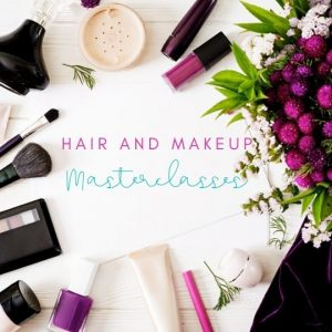 hair and makeup masterclasses