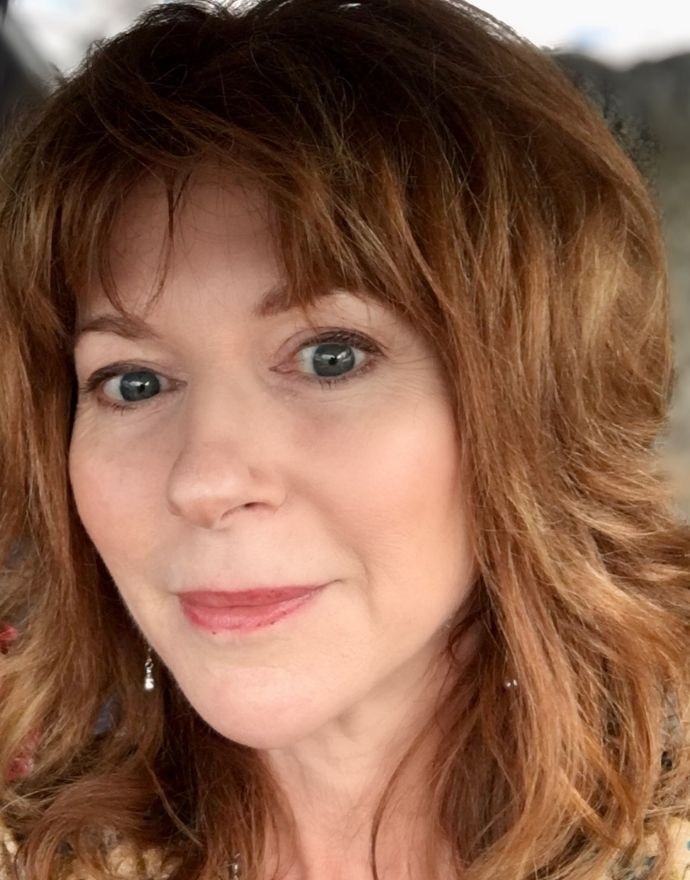 Alison Goodman author shares her journey from copper hair to grey