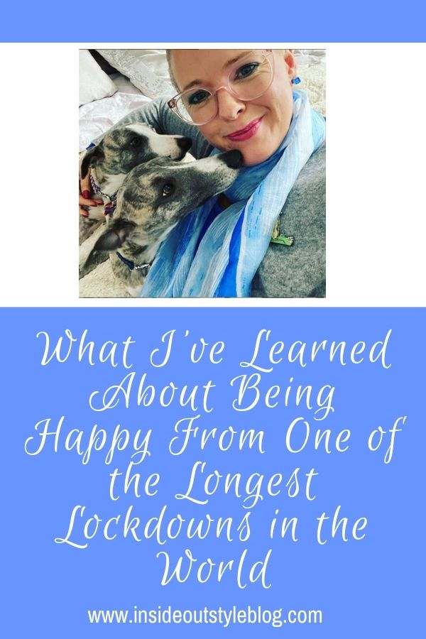 What I've Learned About Being Happy From One of the Longest Lockdowns in the World