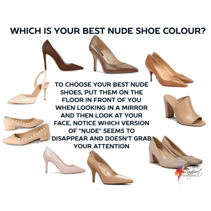 Which is your best nude shoe colour - the simple test to find out