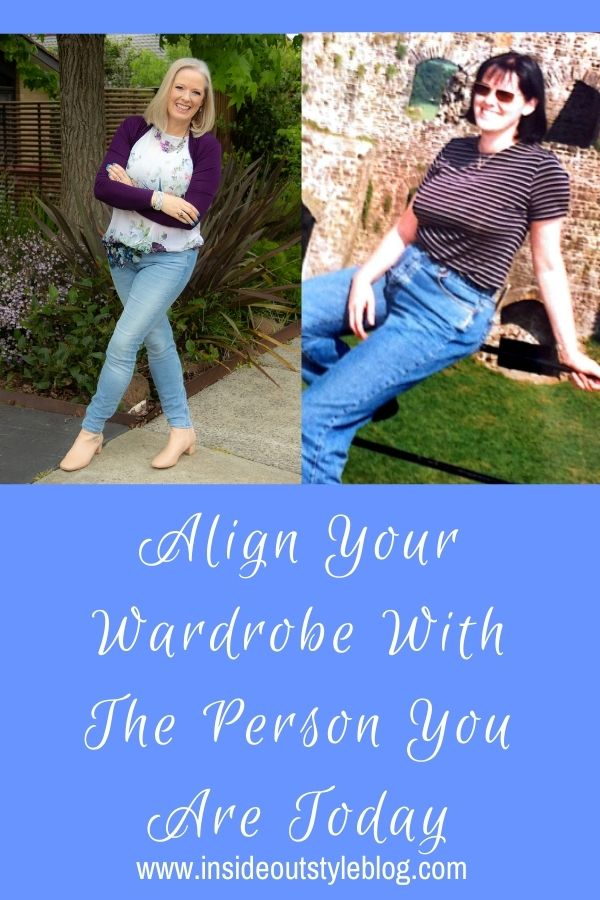Align Your Wardrobe With The Person You Are Today