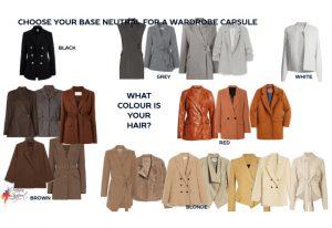 Choosing Your Capsule Wardrobe Colour Scheme