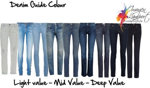 How to Choose the Right Denim Blue for Your Colouring?