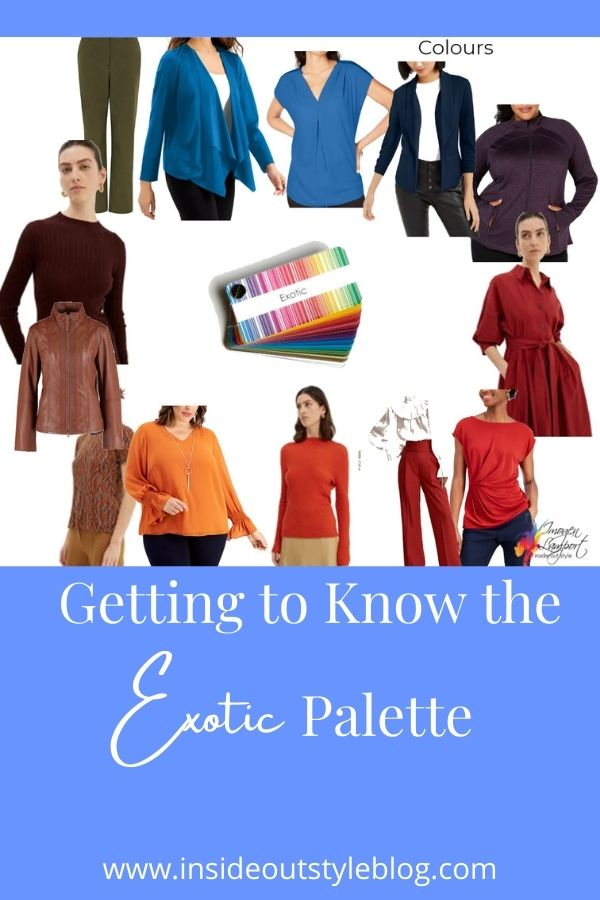 Getting to know the Exotic Palette from the Absolute Colour System
