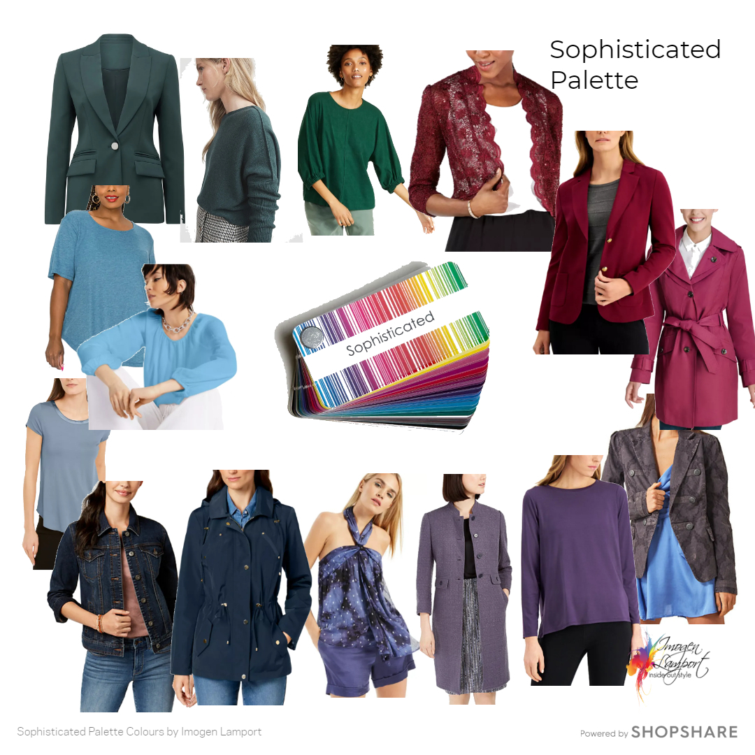 Understanding the Sophisticated Colour Palette with shoppable links