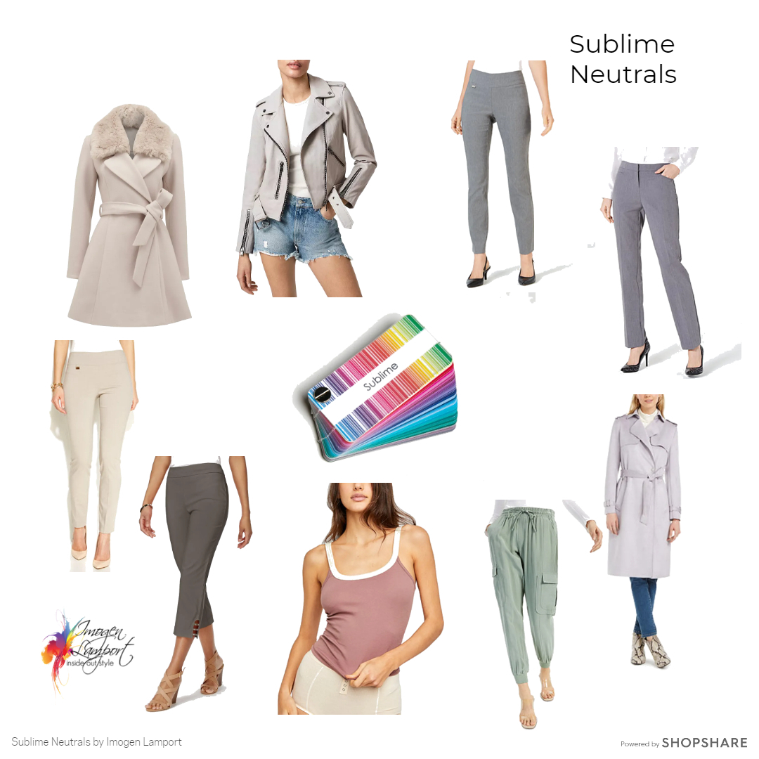 Absolute Colour System Sublime NeutralsPicks