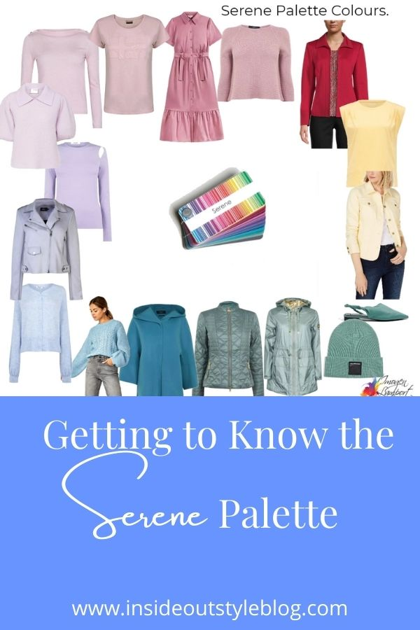 Getting to know the Serene Palette from the Absolute Colour System