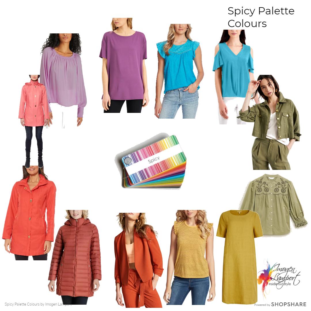 Shop the Spicy Palette - 18 colour Absolute Colour System