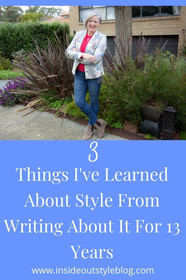 3 Things I've Learned About Style From Writing About It For 13 Years