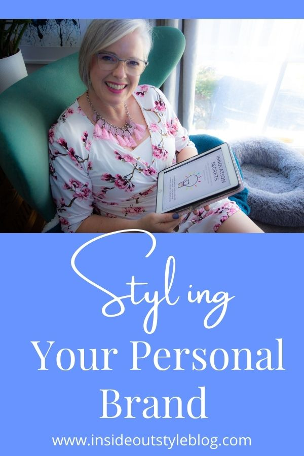 Innovation Secrets: styling your personal brand by Imogen Lamport