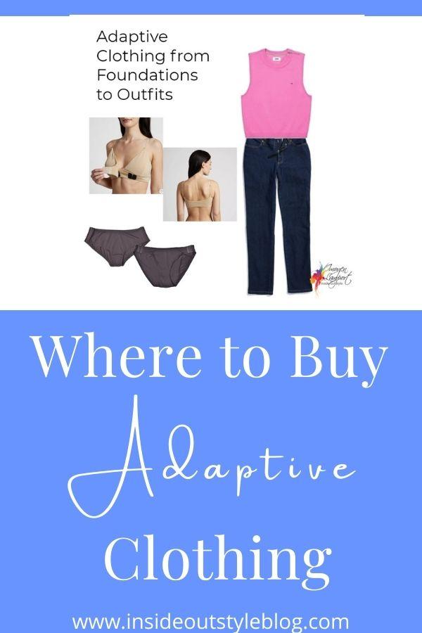 Where to Buy Adaptive Clothing